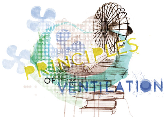 The principles of ventilation