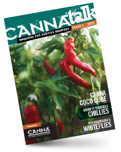 CANNAtalk! Now available online and in your local store