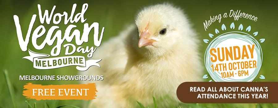 World Vegan Day 2018 Post Event