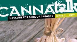 CANNAtalk #2 available online and at your local shop