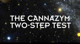 Download the CANNAZYM enzyme test