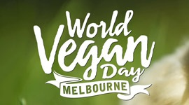 Come join us at World Vegan Day!