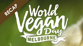 Recap of BIOCANNA at World Vegan Day