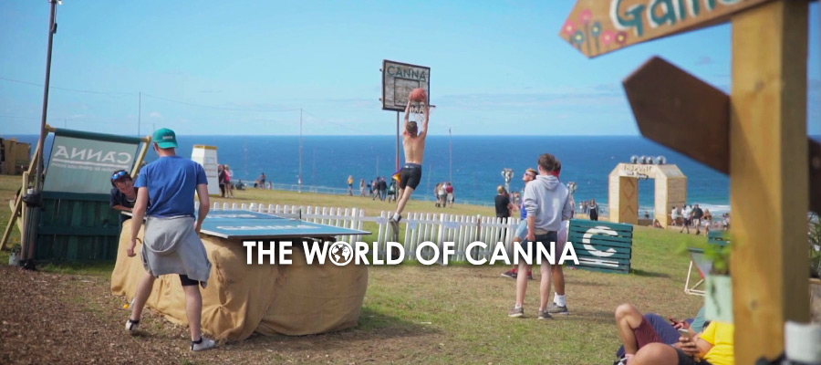 The World of CANNA